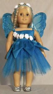 Turquoise Fairy