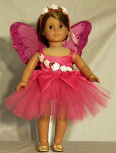 Hot Pink Fairy