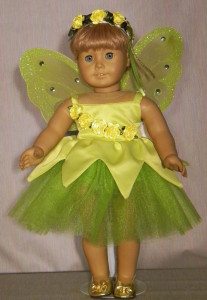 Lime Green Fairy